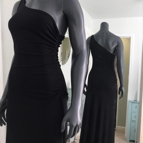 Charlotte Russe Dresses Black Formal Dress Poshmark